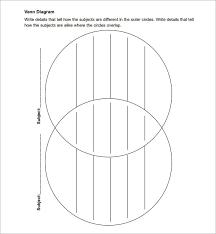 Venn Diagram With Lines Template Pdf Sample Venn Diagram 12 Documents In Word Ppt Pdf