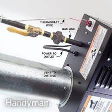 wiring a modine hot dawg heater wiring image how to heat a garage the family handyman on wiring a modine hot dawg heater