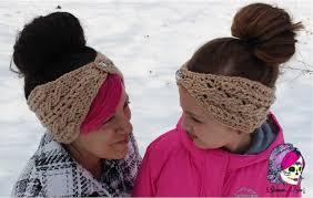 Ear Warmer Crochet Pattern Classy 48 Crochet