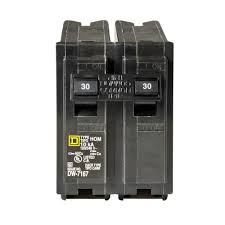 circuit breakers power distribution the home depot outdoor breaker box at Simmons Breaker Fuse Box