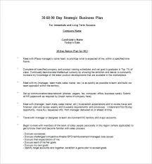 30 60 90 Business Plan 30 60 90 Day Goals Template 30 60 An Artshiftsanjose