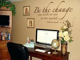 small office decor. Business Office Decorating Ideas Wall Decor Photo 4 . Small