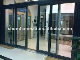 Puertas Corredizas  Vidriera En TijuanaPuertas Correderas Aluminio Exterior