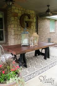 pottery barn dining table. DIY Pottery Barn Inspired Dining Table T