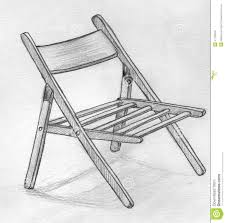 Furniture Sketches Beautiful Chair Sketch Chairs To Decorating Ideas