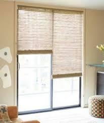 pictures of sliding glass door window treatments