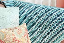 Free Crochet Blanket Patterns Extraordinary Simplify Crocheting With Free Crochet Blanket Patterns