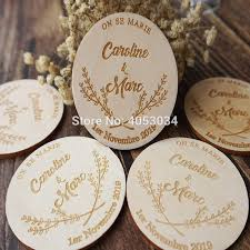 Save The Date No Photo Us 5 2 35 Off Wedding Announcement Save The Date Magnet Wedding Magnets Wood Save The Date Custom Magnets Rustic Wedding Wooden Wedding In