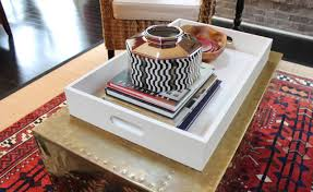 Coffee Table Tray Decor Coffee Table Tray For Decoration Home Design And Decor