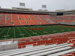 T Boone Pickens Stadium Seating Chart Oklahoma State Football Tickets 2019 Osu Cowboys Games