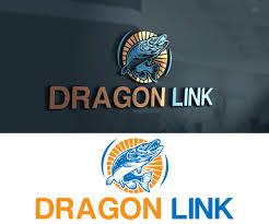 Link By Design Logo Design For Dragon Link By Hil 3 Design 21452141