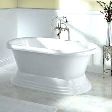 stand up bathtub stand up bathtub white acrylic freestanding tub for short bathtubs bathroom inspiration with stand up bathtub