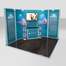 Exhibition Display Stands Uk New Exhibition Display Stand Booth Kit 322 Meter X 322 Meter