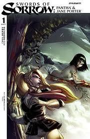 Swords of Sorrow: Pantha/Jane Porter Special: Digital Exclusive Edition -  (EU) Comics by comiXology