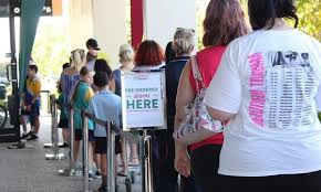 Krispy Kreme Fundraiser Profit Chart 2019 Krispy Kreme To Open Special Pop Up Store In Townsville To