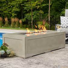 The Outdoor Greatroom Cove 60 Inch Linear Gas Fire Pit Table Cv 1242 Hvacdirect Com