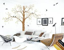 full size of paper corner decoration ideas of chart wall tree decals nursery large decorating