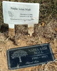Nadia Mall (1980-2017) - Find A Grave Memorial