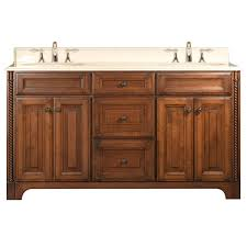 60 inch vanity awesome double sink bathroom in creamwhite uvbh205060dcr60 intended for 11