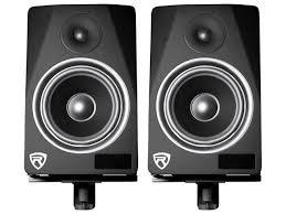 yamaha hs5 hs 5 studio monitor speakers