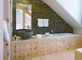 Bathroom Sheets Realistic Grey Calculator Effect Slate Bathrooms Gloss  Beech Kaindl Laminates Underlay Use Your Wicks · Bathroom Wooden Laminate  Flooring ...