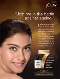 Anti aging advertisements