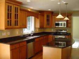 image of l shaped kitchen design layout