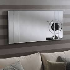 amazing living room wall mirrors large