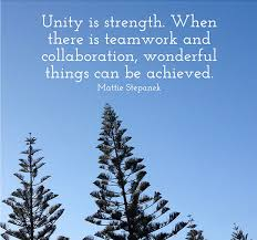 Quotes About Unity Impressive 48 Best Inspirational Teamwork Quotes With Images