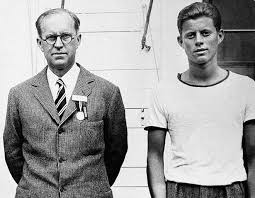 jfk s very revealing harvard application essay the atlantic