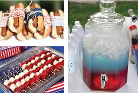 Memorial Day Party Decor