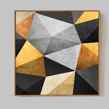 modern abstract art geometric