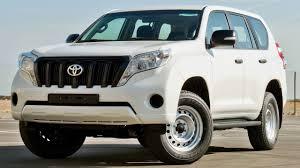 Toyota Land Cruiser Prado TX - 3.0L Diesel - 7 seater - LHD - YouTube