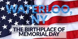 Image result for 1866 – Memorial Day at Waterloo