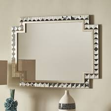Zuni Champagne Gold Wall Mirror by iNSPIRE Q Bold - Free Shipping Today -  Overstock.com - 21019930