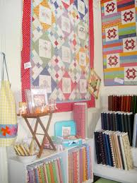 A Craftsy Shop Spotlight: Sweet Home Quilt Co. in Conyers, Georgia & 30's Reproductions Adamdwight.com