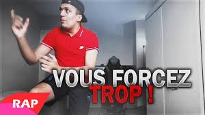 RAP THEKAIRI78 VOUS FORCEZ DE TROP YouTube