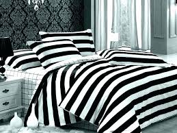 striped duvet cover king black and white size chevron queen grey