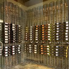 vintage view wine racks. Wineroom With Vintage View Wine Racks