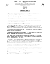 Gallery Of 10 Basketball Coach Cover Letter Cover Letter Sports