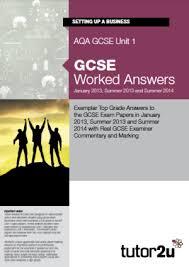Business Studies GCSE Coursework  Help please