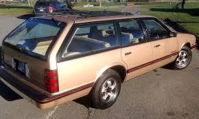 12K From New: 1986 Chevy Celebrity EuroSport