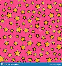Seamless Pattern Modern Bright Design For Kids Vector