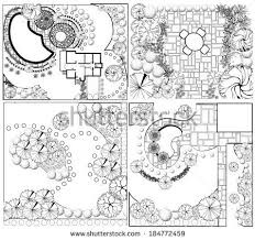 Small Picture 24 best Garden design symbols images on Pinterest Architecture