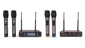 KAM launch two new <b>professional</b> handheld, KWM multi-channel ...