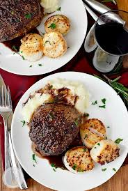 romantic steak dinner for two. Plain Steak Surf And Turf For Two Sometimes You Just Canu0027t Mess With A Classic When It  Comes To Romantic Dinner Recipes Throughout Romantic Steak Dinner For Two L
