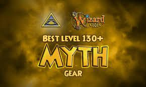Best Myth Gear Level 130 Wizard101 Swordrolls Blog