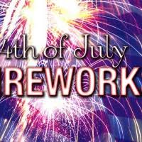 Fireworks Dates & Times | 96.5 THE MILL