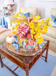 Find fall inspired wreaths, pillows, table decor and more. Fall Decor But Make It Vintage Autumn Home Tour Pender Peony A Southern Blog