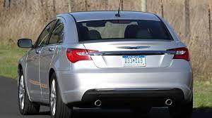 2013 Chrysler 200 Limited sedan review notes | Autoweek